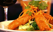 Thai Food at Thai Passion (Half Off). Two Options Available.