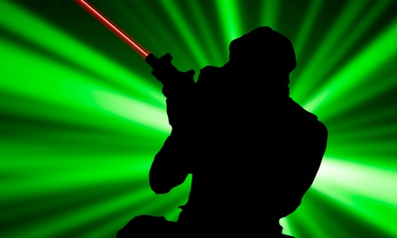 Three Games of Laser Tag for Two or Four at Ultrazone Laser Tag (Up to 54% Off)