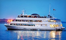 Casual or Ultimate Dinner Cruise on the Empress of Canada (Up to 52% Off)