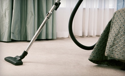 Three- or Seven-Room Carpet Cleaning, Plus One Hallway from Mr. Magic Carpet Cleaning Plus (Up to 59% Off)