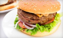Breakfast or Burgers for Two at GT's Fast Food (Up to 52% Off)