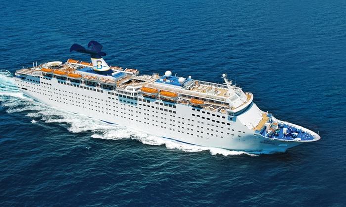 Bahamas Cruise For Two From Bahamas Paradise Cruise Line Groupon