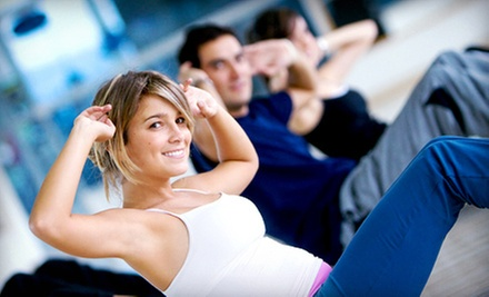 10 or 15 Drop-In Group Fitness Classes at True Balance Studio (Up to 76% Off)