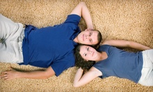 Upholstery Cleaning or Carpet Cleaning for Three or Up to Eight Rooms from Heaven's Best Carpet Cleaning (Up to 54% Off)