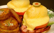 $10 for $20 Worth of Upscale Diner Food at The Classic Diner