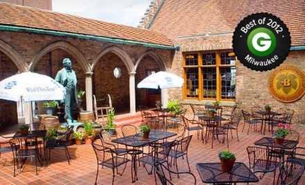 Tour and Beers for Two or Four at Best Place at the Historic Pabst Brewery (Up to 53% Off)