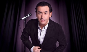 Adal Ramones At Fox Performing Arts Center On Friday, June 12, At 8 P.m. (up To 50% Off)