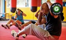10 or 20 Boxing Classes at Fitness Through Boxing (Up to 88% Off)