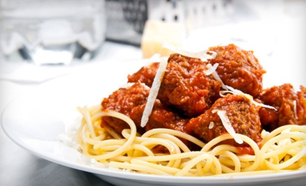 $10 for $20 Worth of Italian Cuisine at Vincenzo's