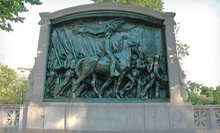 Civil War Walking Tour for One, Two, or Four from Boston Civil War Tours (Up to 58% Off)