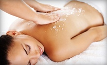 One or Three Body Wraps or Scrubs at Taichi Wellness Spa Plus (Up to 57% Off)