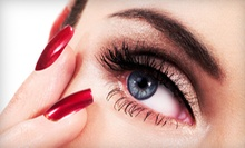 One or Two Eyebrow-Threading Sessions, or a Brazilian Wax at Short PumpThreading (Up to 63% Off)