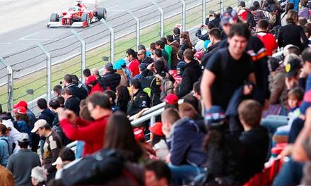Grande Prémio Fórmula 1 — Lloret de Mar/Barcelona: bilhete de 3 dias com estadia em hotel e meia-pensão desde 239€