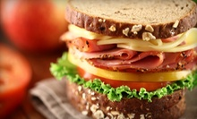 $5 for $10 Worth of Sandwiches, Soups, and Other Deli Food at Metro Deli and Grill
