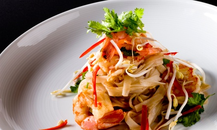 Asian Dinner Cuisine, Valid Monday–Thursday or Any Day at Absolute Noodle (Up to 47% Off)