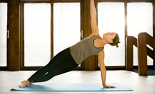 One Month of Unlimited Classes or 10 Classes at Littleton Yoga Center (Up to 70% Off)