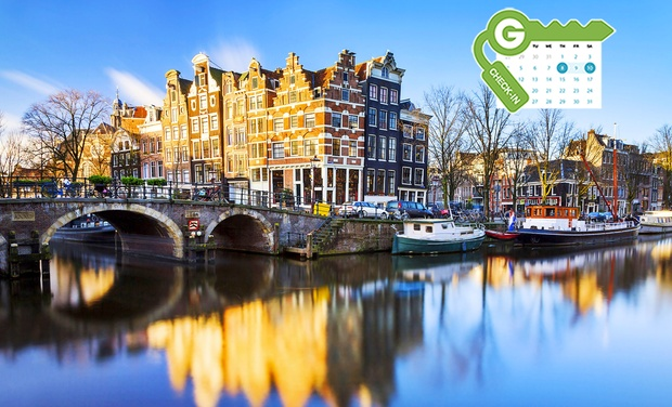 Park inn by radisson amsterdam deal del giorno groupon for Soggiorno amsterdam