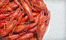 $10 for $20 Worth of Creative Creole Cuisine at Gris-Gris Seafood
