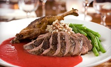 $30 for $60 Worth of Upscale Dinner Fare at Mlange