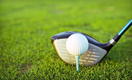 One 45- or 90-Minute Golf Lesson from Former Touring Pro Bob Swinnerton at Santa Cruz Golf Academy (Up to 55% Off)