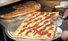 One or Two Large Pizzas with Salad, Garlic Knots, and Soda at Fontana's Pizza (Up to 52% Off)