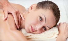One or Three 60-Minute Swedish or Hot-Stone Massages or One 60-Minute Couples Massage at Exel Spa (Up to 63% Off)