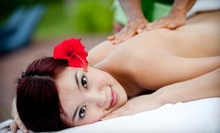 60-Minute Massage or Choice of Spa Packages at A Rich Experience Massage and Wellness Spa (Up to 54% Off)