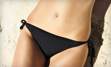 One or Three Custom Airbrush Tans or Mystic Tan Spray Tans at Spray of Sunshine (Up to 73% Off)