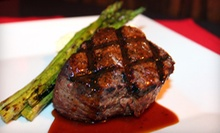 $15 for $30 Worth of Upscale American Cuisine Monday–Thursday or Friday–Saturday at Whitfield's Restaurant