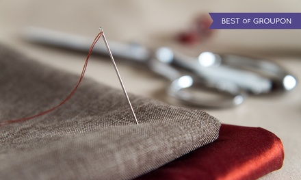 Egyptian Cotton Shirts or an Italian Wool Suit at Peter Parvez Custom Made (Up to 62% Off). Three Options Available.