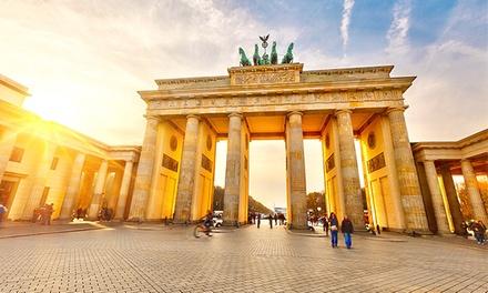 Supraflights — Berlim: 3 ou 5 noites para uma pessoa em hotel 3* ou 4* com voos e taxas desde 399€