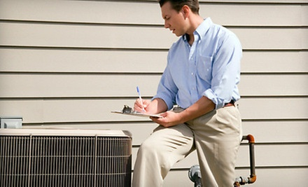$29 for a 30-Point Air-Conditioning Checkup from Aranda Air ($85 Value)