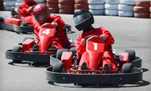 C$29 for 20 Minutes of Go-Karting and a Full Day of Unlimited Mini Golf for Two at Blue Mountain Go Karts (C$60 Value)