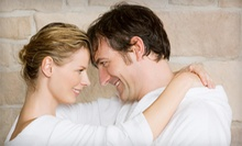 $85 for a 60-Minute Couples Massage with Chocolates at M Spa and Skin Care ($185 Value)
