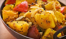 Create-Your-Own Dinner for Two or Four at New Mother India (Up to 33% Off)