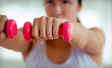 5 or 10 Womens Fitness Classes or Gym Visits at Ultra Fitness Center in Lyndhurst (Up to 71% Off)