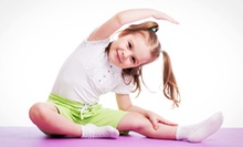 $69 for an Eight-Week Kids' Gym-Class Membership with Open-Gym Play Time at Jungle Gym ($149 Value)