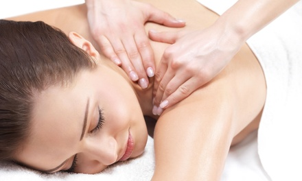 $25 for a Massage with Optional Chiropractic Consultation and X-rays at Apex Chiropractic & Wellness (Up to $265 Value)