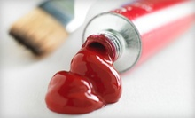 $25 for $50 Worth of Art Supplies at Riebes Artist Materials Inc