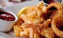 Southern Seafood for Two or Four at Fiddlefish Seafood Cafe (Half Off)