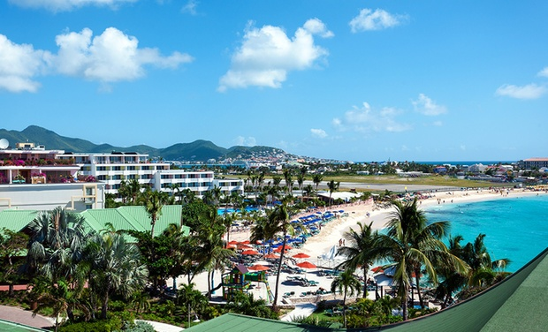 TripAlertz wants you to check out 4- or 7-Night All-Inclusive Stay for Two at Sonesta Ocean Point Resort in St. Maarten. Includes Taxes and Fees. 5-Star All-Inclusive Resort on St. Maarten - All-Inclusive St. Maarten Resort