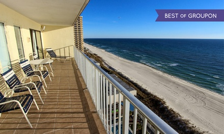Groupon Deal: Stay at The Summit Beach Resort in Panama City Beach, FL, with Dates into July