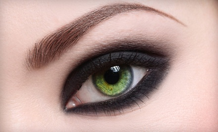Three or Five Eyebrow-Threading Sessions at Seema Beauty Salon (Up to Half Off)