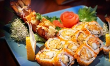 Thai and Japanese Cuisine for Lunch or Dinner at Galanga Thai Kitchen &amp; Sushi Bar (Half Off)