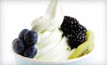 $10 for Four Groupons, Each Good for $5 Worth of Organic Frozen Yogurt at Cultured Swirl ($20 Total Value)