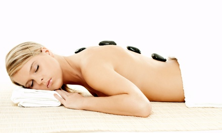 Swedish, Deep Tissue, or Hot Stone Massages at Bertuca Salon & Spa (Up to 52% Off)