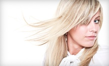 $79 for a Keratin Hair-Smoothing Treatment at Linda Alfieri Salon ($250 Value)