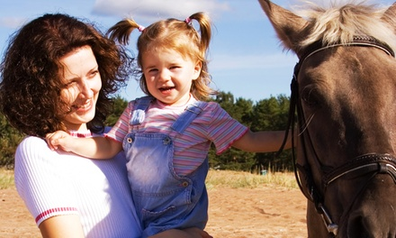 Two Child or Adult Tickets to the Mother's Day Event at Stanley Pond Adventure Farm on May 10 (Up to 44% Off)