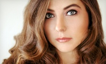 Haircut with Optional Deep-Conditioning Treatment and Partial Highlights at Salon W (Up to 59% Off)