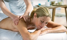 One or Two 60-Minute Massages at EBS Salon &amp; Spa (Up to 63% Off)
